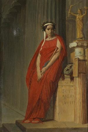 Élisa Rachel as Phèdre