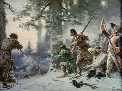 Battle of Roger's Rock