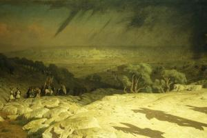 Golgotha (It Is Finished) by Jean Leon Gerome