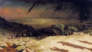 Jerusalem 1867 by Jean Leon Gerome