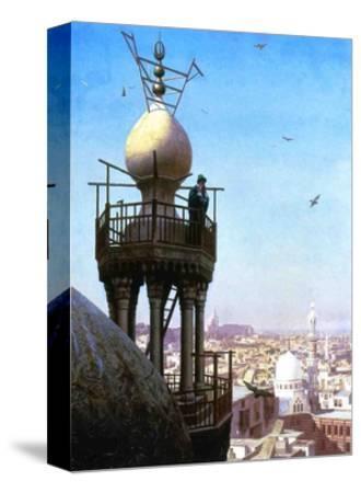Muezzin Calling, 1878