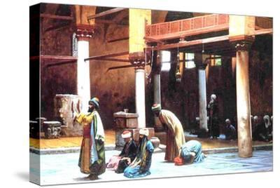 Prayer in a Mosque, 1892