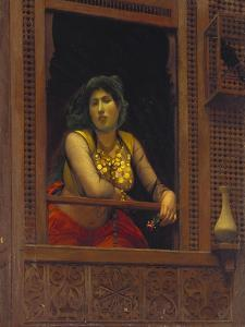 The Exotic Dancing Girl by Jean Leon Gerome