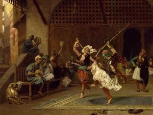 The Pyrrhic Dance, 1885 by Jean Leon Gerome