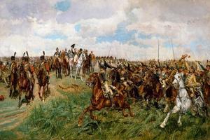 1807, Friedland by Jean-Louis Ernest Meissonier