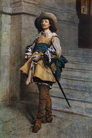 A Cavalier: Time of Louis XIII, 1861