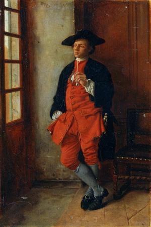 A Smoker, 19th Century