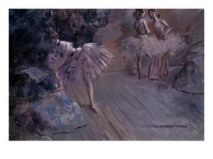 Les Danseuses by Jean Louis Forain