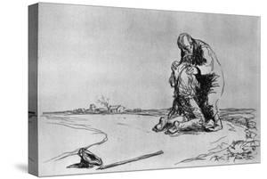 The Return of the Prodigal Son, 1925 by Jean Louis Forain