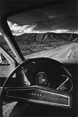 Dodge's Wheel (Death Valley, California, 1977)