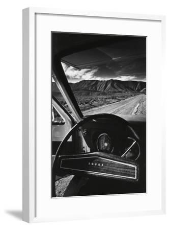 Dodge's Wheel (Death Valley, California, 1977)