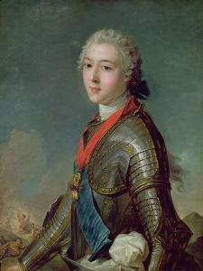 Louis Jean Marie de Bourbon by Jean-Marc Nattier