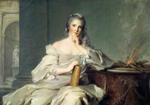 Madame Anne-Henriette de France by Jean-Marc Nattier