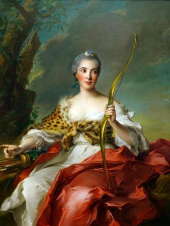 Madame De Maison-Rouge as Diana