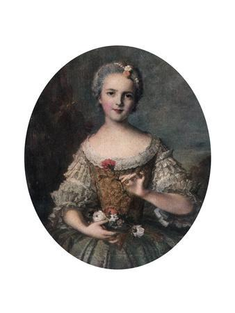 Madame Louise, Daughter of Louis Xv, Mid 18th Century