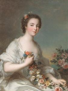Portrait of a Lady, 1738 by Jean-Marc Nattier