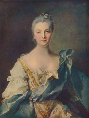 'Portrait of a Young Woman'', 18th century