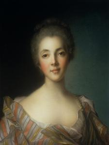 Portrait of Madame Dupin (1706-95) by Jean-Marc Nattier