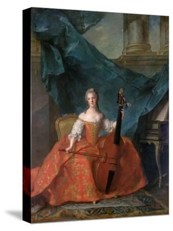 Princess Anne Henriette of France (1727-175)