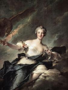 The Duchess of Chaulnes, c.1744 by Jean-Marc Nattier