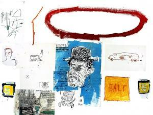 A Next by Jean-Michel Basquiat