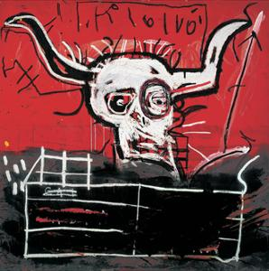 Cabra by Jean-Michel Basquiat