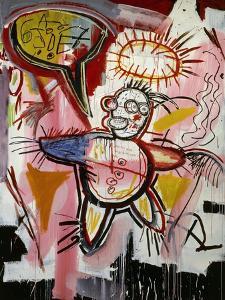 Donut Revenge by Jean-Michel Basquiat