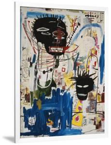ISBN by Jean-Michel Basquiat