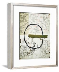 Jesse by Jean-Michel Basquiat