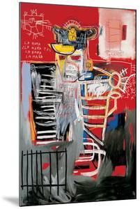 La Hara by Jean-Michel Basquiat