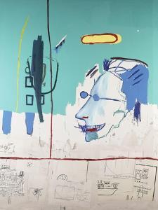LF by Jean-Michel Basquiat