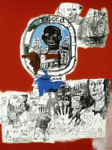 Logo by Jean-Michel Basquiat