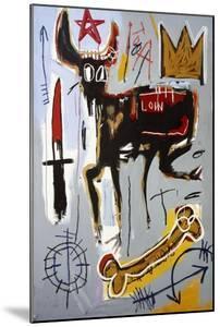 Loin by Jean-Michel Basquiat