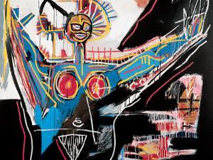 Mater by Jean-Michel Basquiat