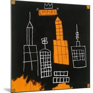 Mecca, 1982, by Jean-Michel Basquiat