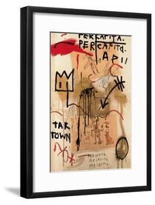 Per Capita, 1982 by Jean-Michel Basquiat