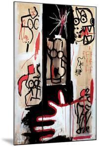 Rape of Roman Torsos by Jean-Michel Basquiat