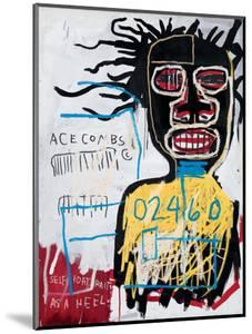 Self-Portrait as a Heel by Jean-Michel Basquiat