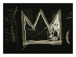 Tuxedo, 1982-83(detail) by Jean-Michel Basquiat
