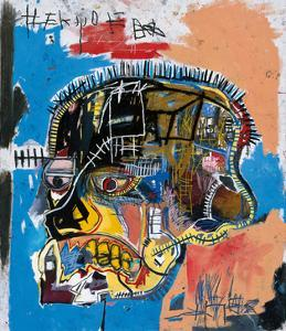 Untitled, 1981 (Basquiat Skull) by Jean-Michel Basquiat