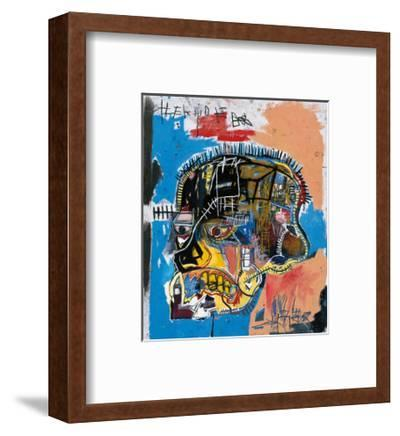 Untitled, 1981 (Basquiat Skull)