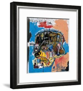 Untitled, 1981 (Basquiat Skull) by Jean-Michel Basquiat