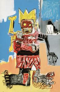 Untitled, 1982 by Jean-Michel Basquiat