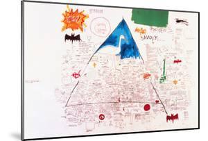Untitled, 1986 by Jean-Michel Basquiat