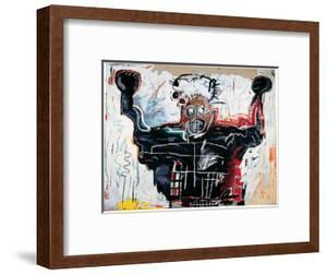 Untitled (Boxer) by Jean-Michel Basquiat