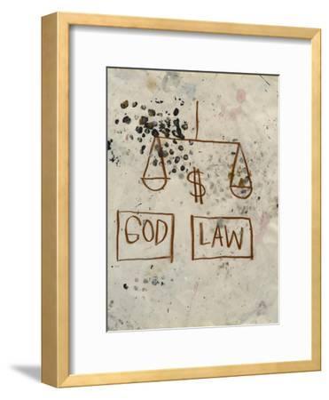 Untitled (God - Law)
