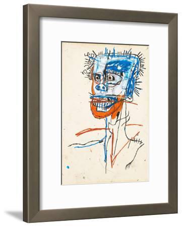 Untitled (Head of Madman), 1982