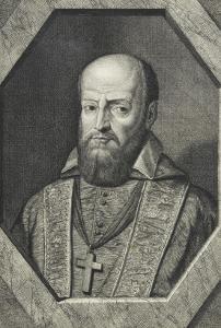 Portrait de saint François de Sales by Jean Morin