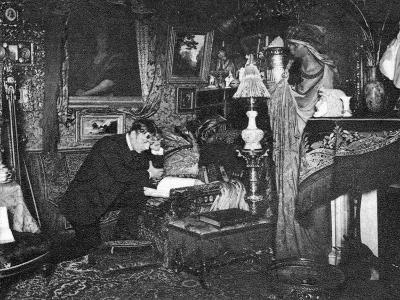 Jean Mounet-Sully, French Actor, 1910--Giclee Print