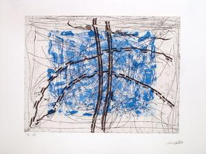 Sans titre 2 by Jean-Paul Riopelle